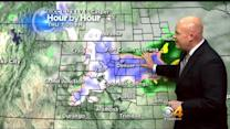 Tuesday AM Forecast: The Warm Before A Spring Snowstorm
