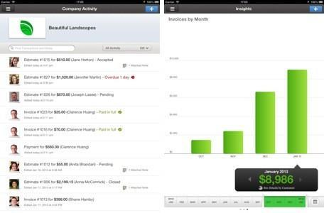 Intuit releases new QuickBooks Online app for the iPad