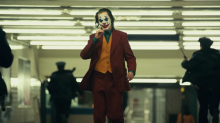'Send in the clowns': Joaquin Phoenix is a real wild man (and Oscar hopeful) in newest 'Joker' trailer