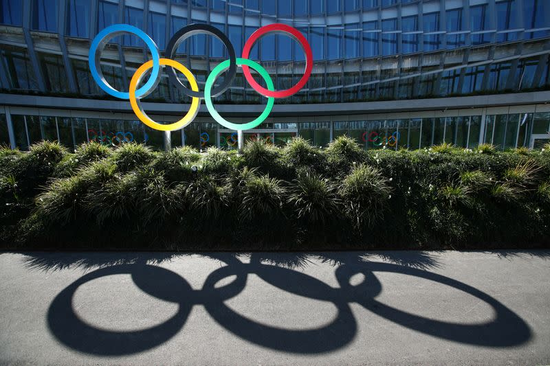 U.S. Olympic reform bill approved by Congress, awaits Trump signature