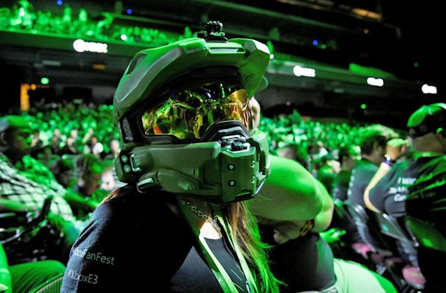 Get ready for 'Halo' in VR