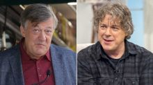 Alan Davies reveals why Stephen Fry REALLY quit QI