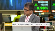 Will The Corporate Tax Rate Cut Create More Jobs?