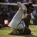 'I'm just getting started': Serena defiant after Wimbledon woe