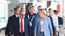 APEC CEO Summit Hosted On Board P&O Australia's Pacific Explorer