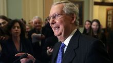 McConnell says he has the votes to scrap Supreme Court filibuster in Gorsuch standoff