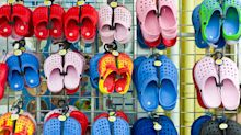 Crocs shines in Q1, Amazon Go store makes exception, Google to unveil new tools