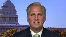 McCarthy: Republicans close enough to control House floor