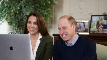 Prince William warns social media is 'awash' with coronavirus vaccine misinformation