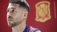 Spain vs England: Sergio Ramos hoping Harry Kane goal 'drought' continues