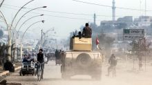 In Mosul battle, Iraq forces face fewer IS-planted bombs