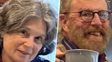 Two academics in their 70s who vanished from cottage are found alive