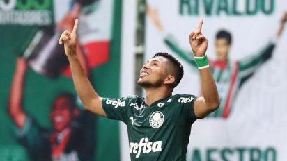 Rony, de campesino a obrero y luego mensajero hasta figura del Palmeiras