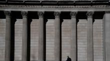 Bank of England says banks are able to support COVID-hit economy