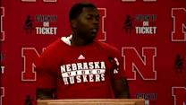 Tommy Armstrong Jr. talks about starting as QB