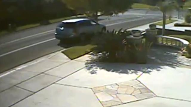 Brazen Package Thief Caught On Camera