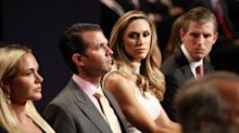 Donald Trump's sons say the election is plagued by 'cheating' and 'voter fraud'