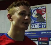 Watch this sick goal by Under-17 U.S. national team star Josh Sargent against Mexico