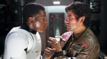 Stormpilot Down! Sorry, 'Star Wars' Shippers, Poe and Finn Still Just Friends in 'The Last Jedi'