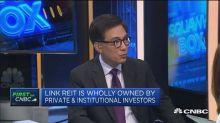 Link REIT CEO discusses the trust's future plans