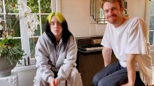 Watch Billie Eilish and Finneas's live-stream concert from their home for Verizon's 'Pay It Forward Live'