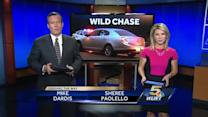 High-speed chase ends in Tri-State