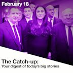 Catchup Feb 18