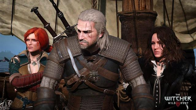 'The Witcher 3' is now more popular on Steam than it was at launch