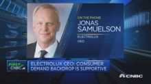 Electrolux: Consumer demand backdrop is supportive