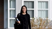 Huawei CFO seeks publication ban on HSBC documents in U.S. extradition case