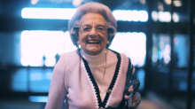 91-year old woman at same company for 71 years says she'll retire when they 'carry me out in a box'