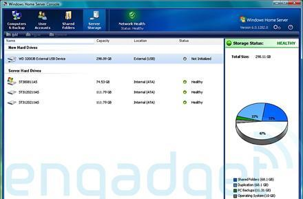 Windows Home Server RC1 available for download