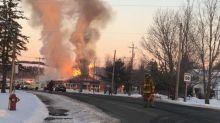 'Devastating' fire breaks out at Parrsboro tavern