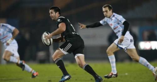 Rugby - Top 14 - Brive - Brive : Nicolas Bézy à l'ouverture face à Pau