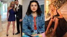 Britney Spears repete vestido em casamento: veja outras famosas que não ligam de usar o mesmo look