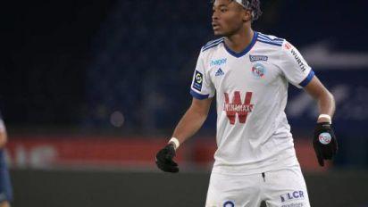 Foot - L1 - Strasbourg - Mohamed Simakan (Strasbourg), transféré à Leipzig, ne jouera pas les derniers matches de Ligue1