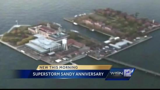 Tuesday marks 1 year since Superstorm Sandy