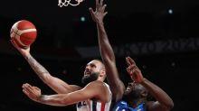 Basket: Aux JO, la France réussit encore l'exploit contre les États-Unis