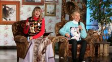 Taylor Swift Shares Strange Sea Urchin Fear to Ellen: 'They're Like a Grenade' (Video)