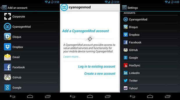 CyanogenMod 10.2 M1 disponible para Android 4.3, pero la versión KitKat está de camino