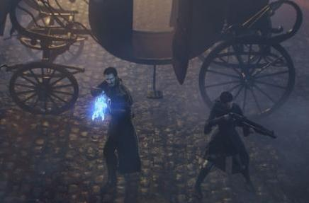 The Order: 1886 dev video shows knights of the revolving chamber