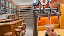 【中環Happy Hour】新派清酒酒吧Saketen!飲Sake即送小食