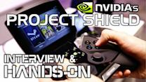 NVIDIA's Project SHIELD: First Hands-On and Interview! - Rev3Games Originals