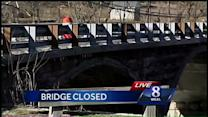 Duke Street Bridge in Hummelstown indefinitely shut down