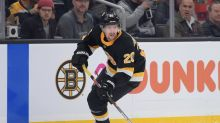 Former Bruins forward Joakim Nordstrom signs one-year deal with Flames