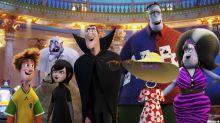 'Hotel Transylvania 3' tops charts, 'Skyscraper' stumbles