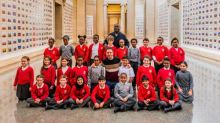 Steve McQueen hopes Year 3 work will inspire art's next generation