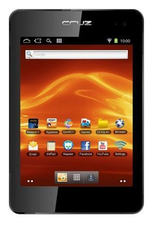 Velocity Micro Cruz T408 8-inch tablet gets its FCC credentials, goes on sale at $240