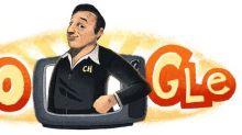 """Google celebra el natalicio 91 de Chespirito con un """"doodle"""""""