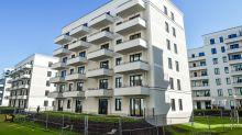 Wohnungsbau: Quartier an der Paulsternstraße: Erste Häuser sind fertig